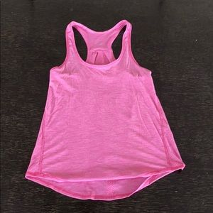 Perfect pink tank